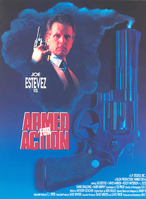 Armed For Action Poster