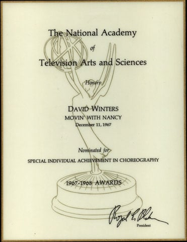15. EMMY AWARD NANCY