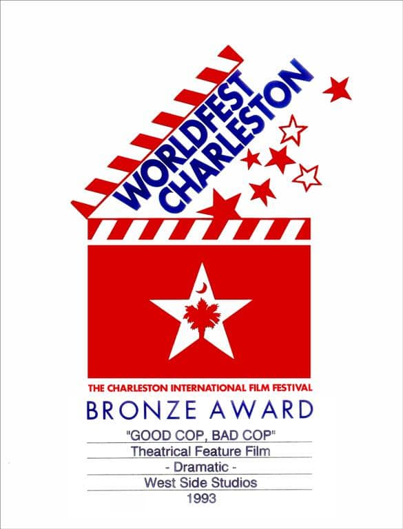 8. Bronze Festival Award Good Cop Bad Cop