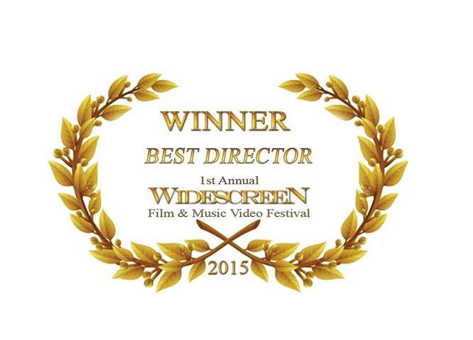 22. I Won this award at THE WIDESCREEN FILM AND MUSIC VIDEO FESTIVAL 2015
